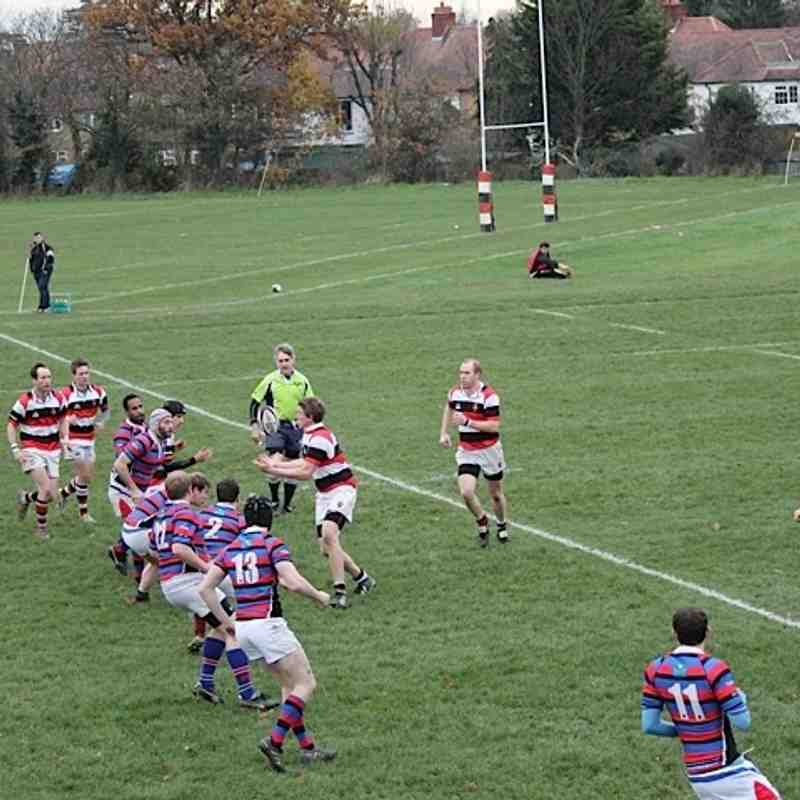 OPFC 1stXV vs Old Whitgiftians