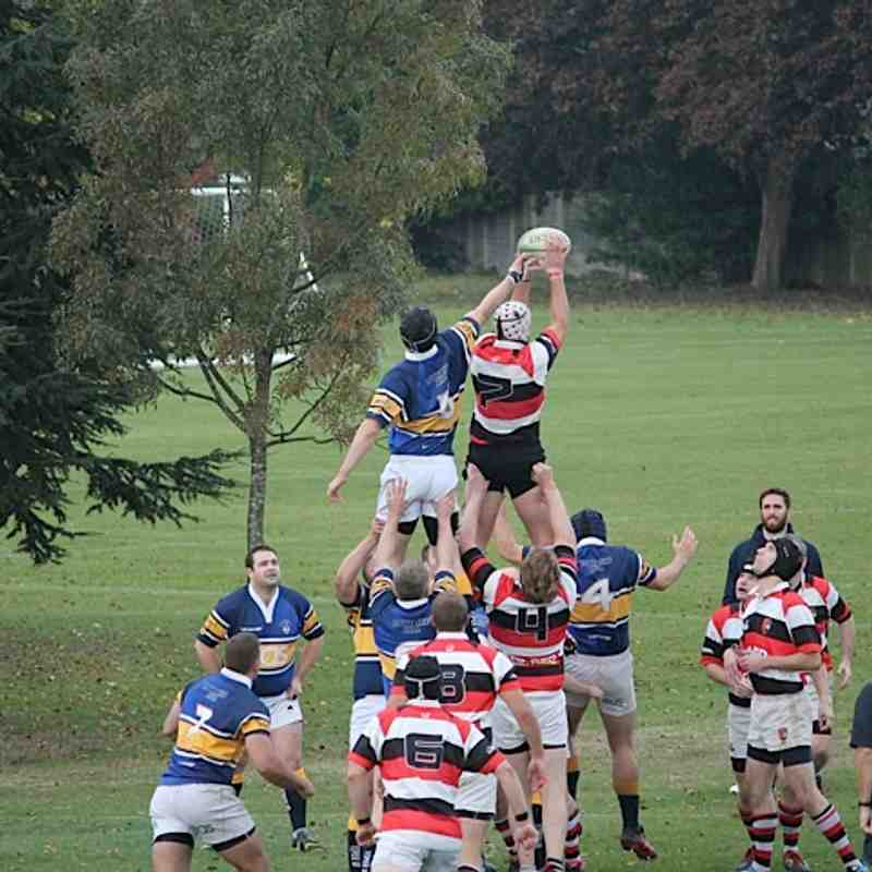 OPFC 1XV vs Bec Old Boys (Oct 2016)