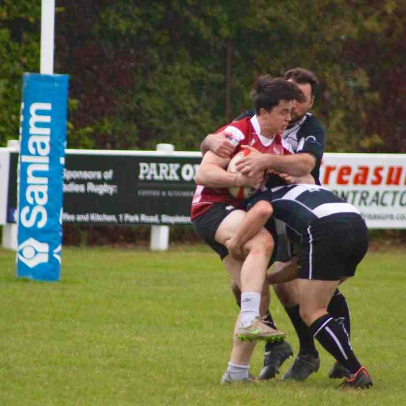 Cleve vs Chipping Sodbury 15/10/16