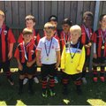 U8's lose to Sutton Dynamo