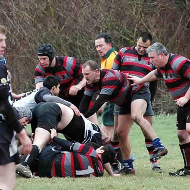 Dunstablians 3rd's v Milton Keynes 2nd's 05.02.11 (Photos by Jade Odell)