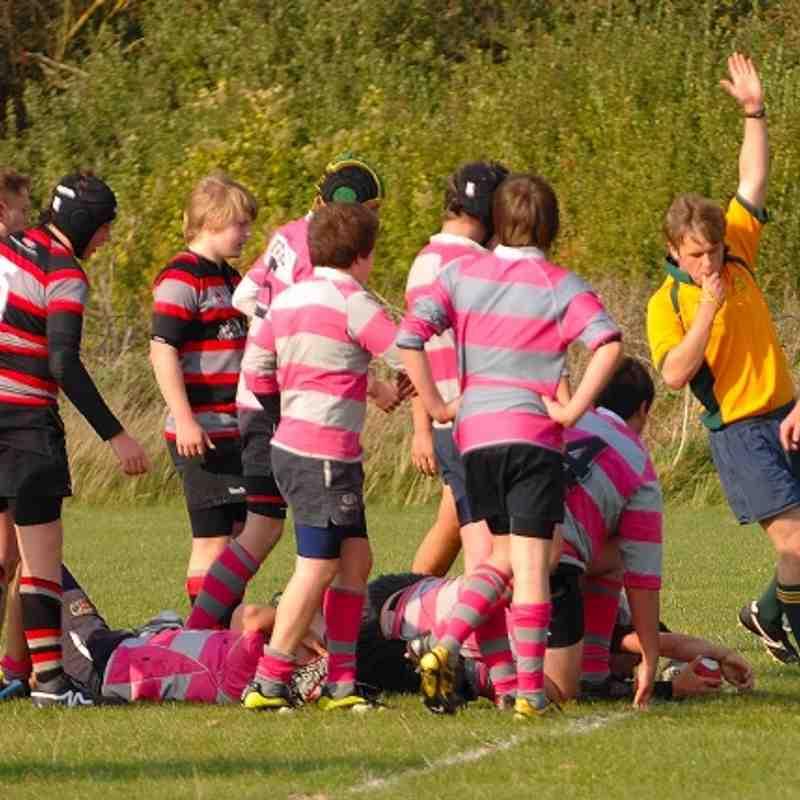Dunstablians U16's v Olney U16's - 23.10.11