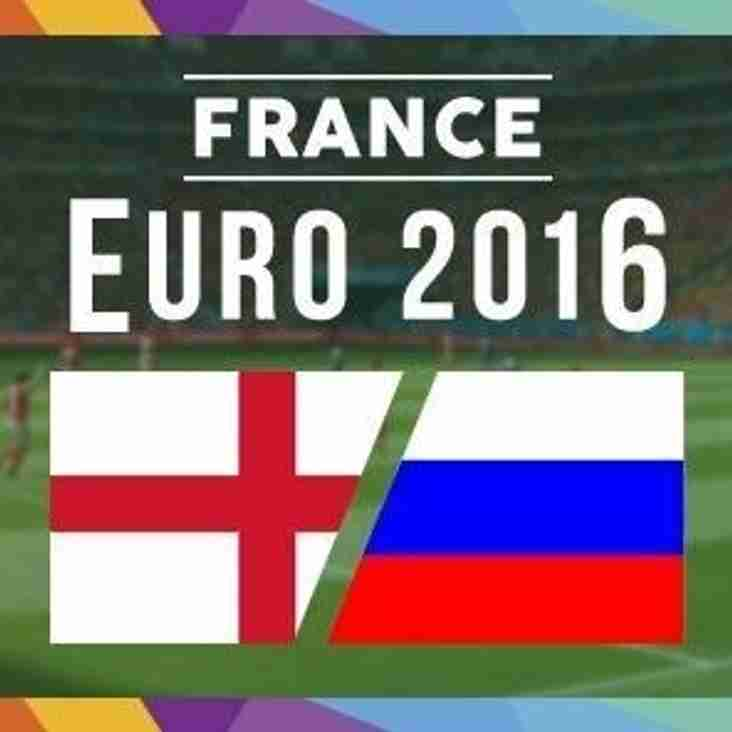 Euro 2016 England Vs Russia