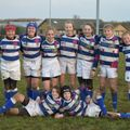 Panthers U13s Clean Sweep at Alnwick Festival