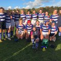 The Panthers U15 beat Whitley Bay Rockliff 50 - 5