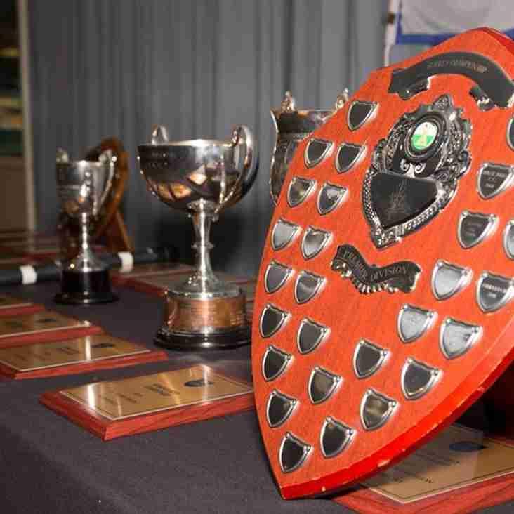 Surrey Championship Annual Awards Dinner 2018