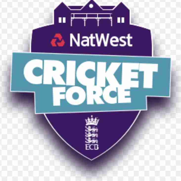 Streatham and Marlborough to launch NatWest Cricket Force weekend