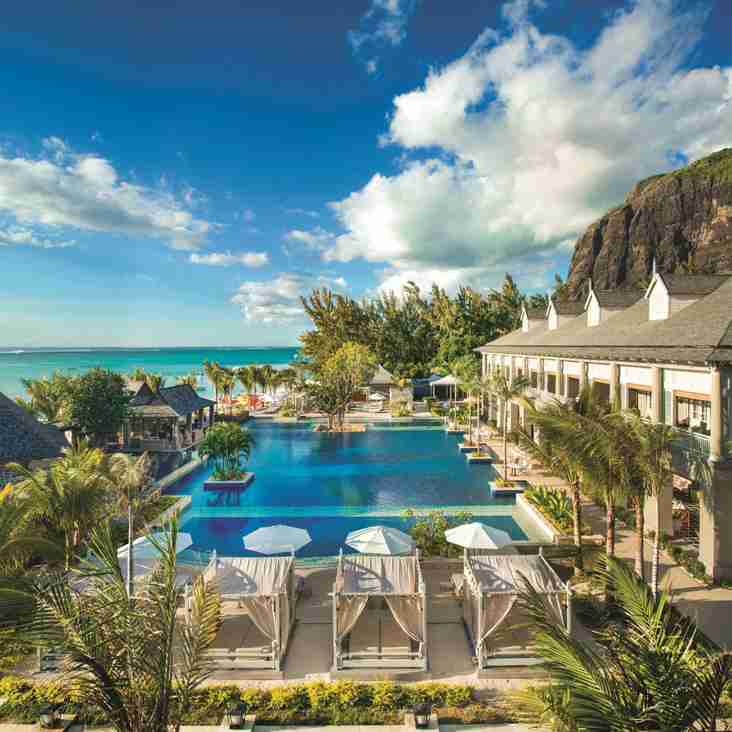 Travelbag offer of the week - 5* Mauritius - Save up to £2,500 per couple!