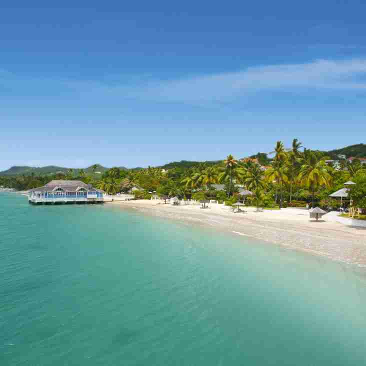 Travelbag offer of the week – 5* All-Inclusive Holiday in St. Lucia from £1,799