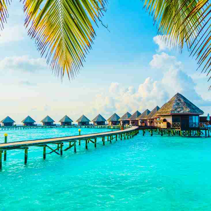 Save up to £600 per couple with exclusive offer in the Maldives