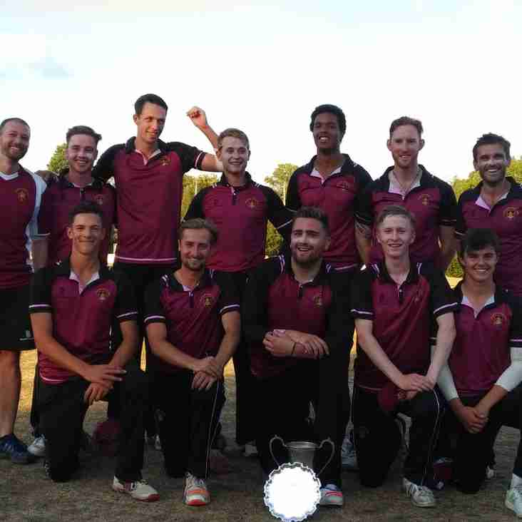 Guildford win the Edwards Cup