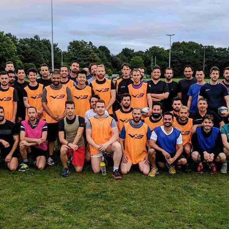 KX Steelers Autumn 2017 Pathway to Rugby
