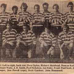 Minch 1st Team 80s
