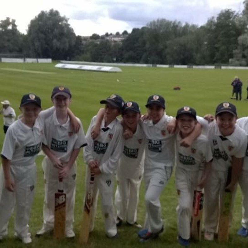 U-10's to receive 2016 trophy at New Road - 10th June