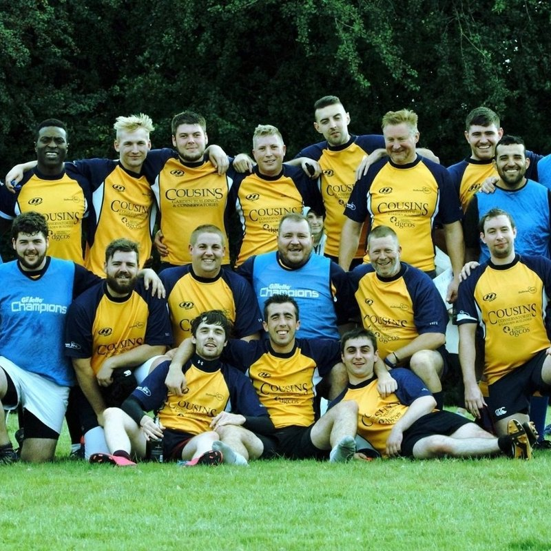 1st Team lose to St. Jacques Vikings 60 - 3