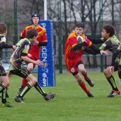 Dragons mauled by visiting Panthers