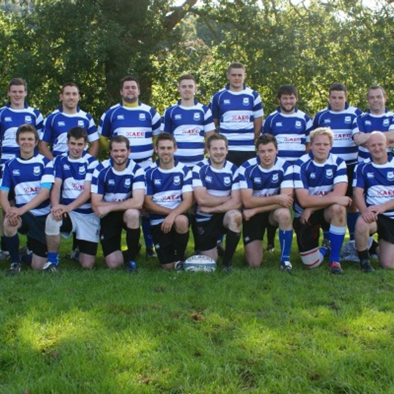 1st XV lose to Dinbych 2nds 40 - 34