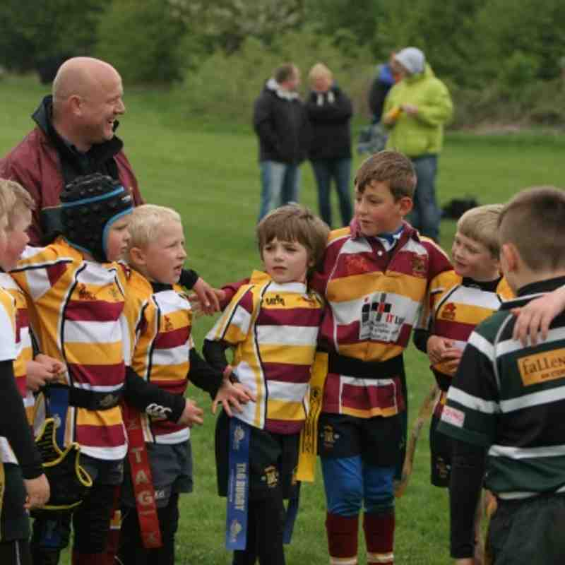 Old Brodleians Festival U8's Finalists 27/04/2014