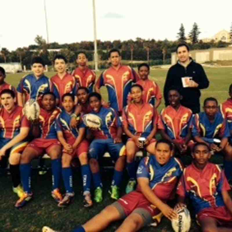 TN Tatem Middle School Rugby