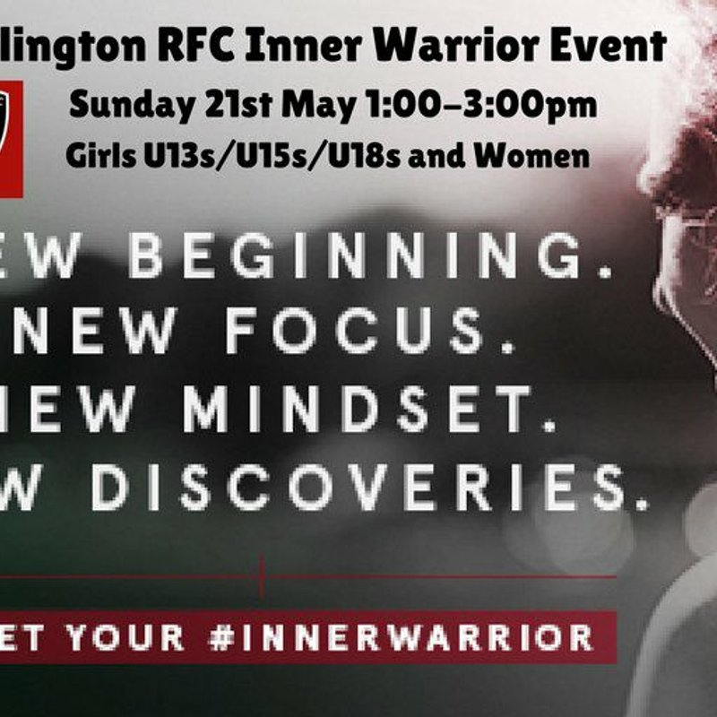 Girls and Ladies taster session - Find Your Inner Warrior!