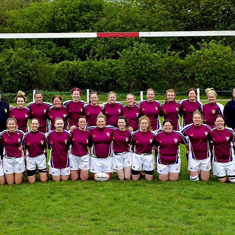 6 DRFC Ladies in County Team this Sunday!