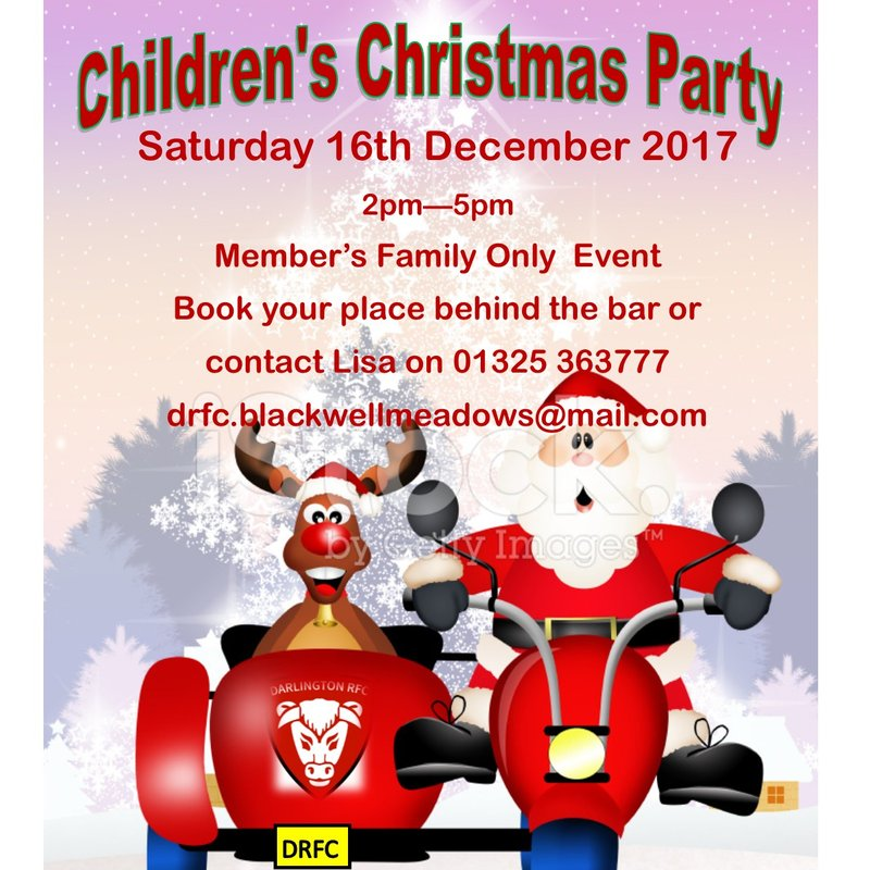 Family Day - Children's Christmas Party
