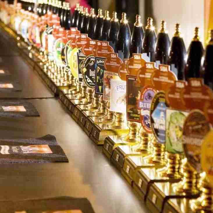 The Beer Festival Weekend is here!