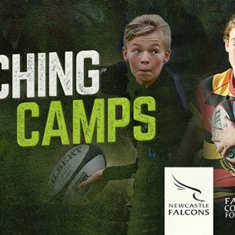 Newcastle Falcons Easter Training Camps