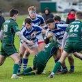 Tyne fall to strong Hawick side