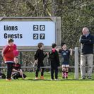 Leicester Lions 26 Tynedale 27
