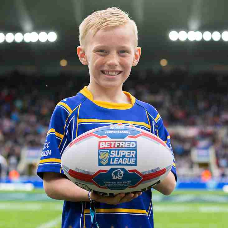 Congratulations to our very own Henry Briscoe (U9's Vipers)