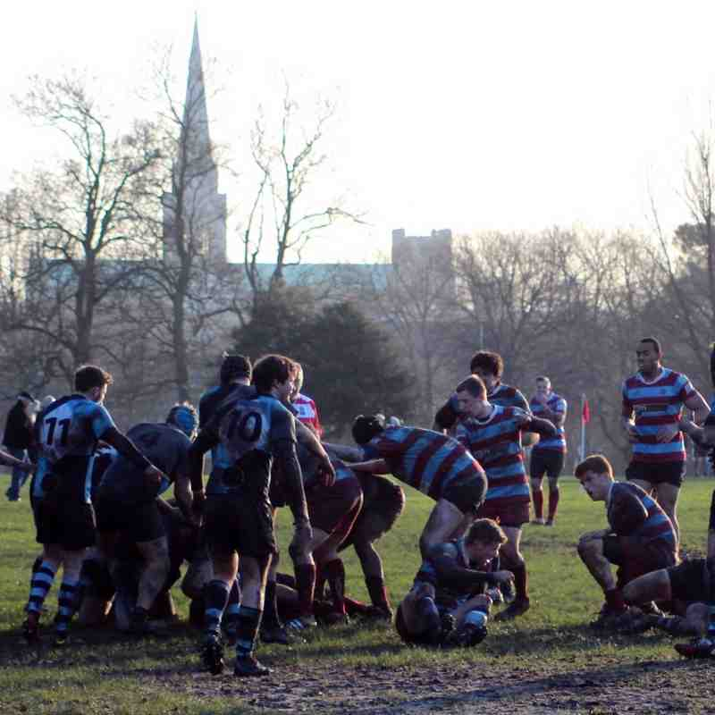 Beefeaters V Chichester 3rd XV - 16/01/2016