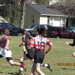 U13 vs Berks 4-2-17