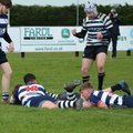 Battling league victory over Banbury Colts