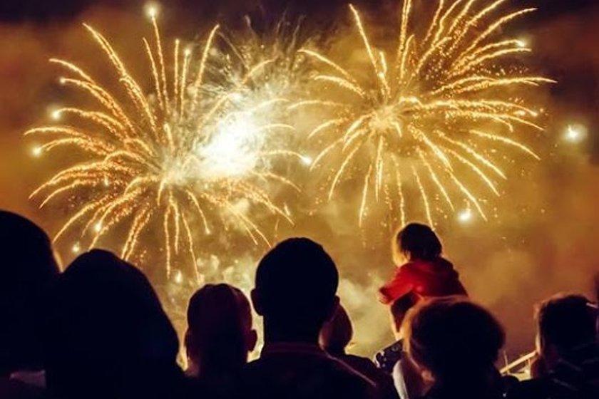Woodford Rugby Club Fireworks Display 2018