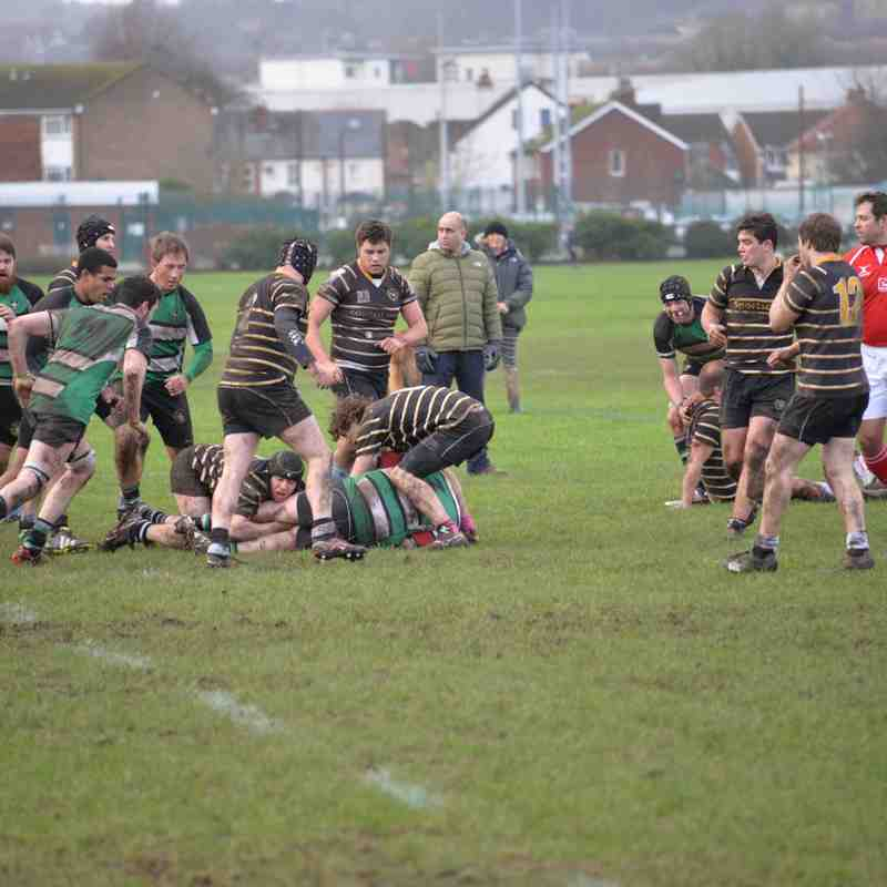 High Wycombe v Marlow II - 23 Jan 2016