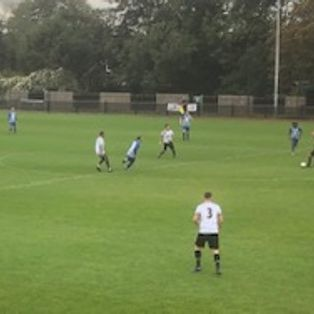 Molesey 3 Frimley Green 1