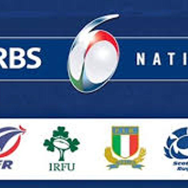 ALL 6 NATIONS GAMES LIVE AT ORFC : pre-book a curry and a pint of XT Nomads for only £5-00.