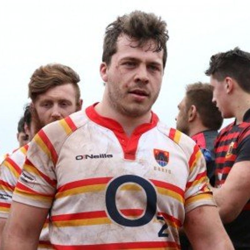 ORFC Former Mini Player and Senior Coach Selected for the England v Ireland Students Game