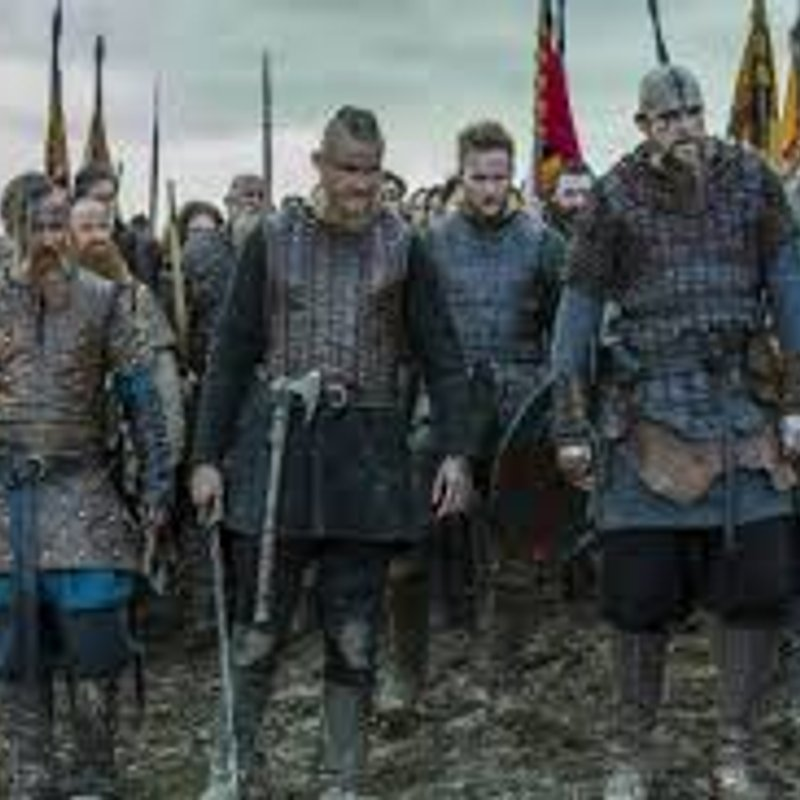 Return of the  Vikings to a Ground Near You