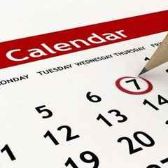 MEN'S: New Year Calendar