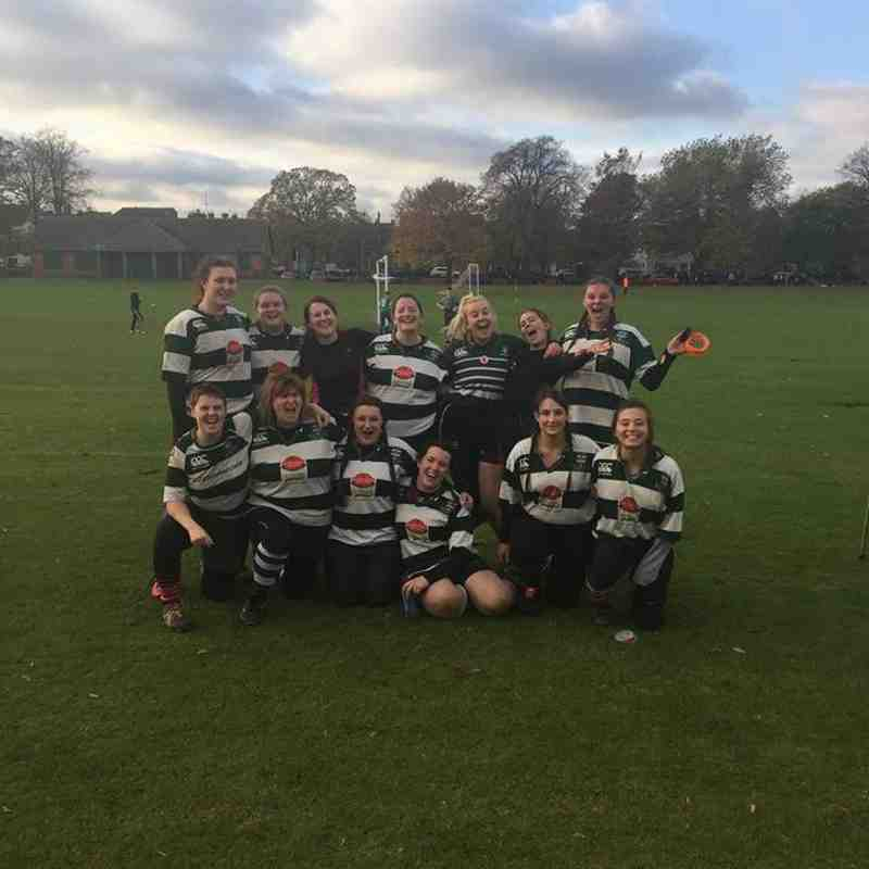 Basildon Ladies RFC