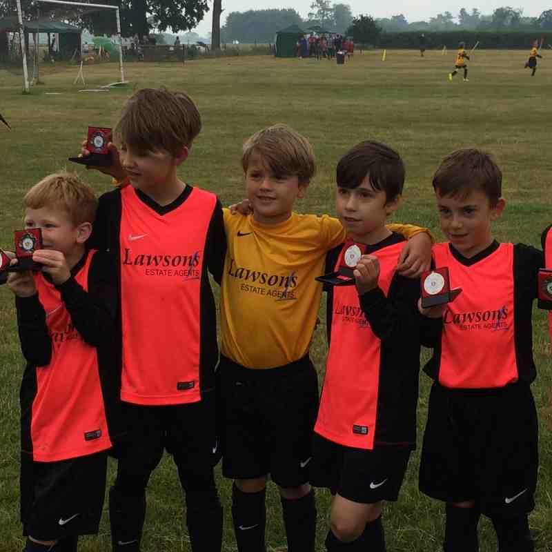 Afonso's team
