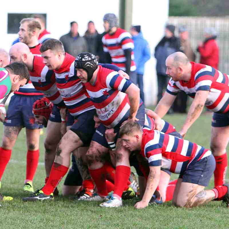2016-12-17 BRUFC v Moortown touchline photographs