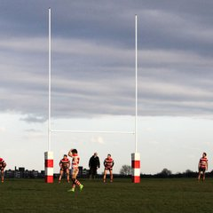 2017-03-04 BRUFC v Wetherby Touchline Photographs