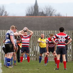 2017-03-11 BRUFC v Thornensians Touchline Photographs