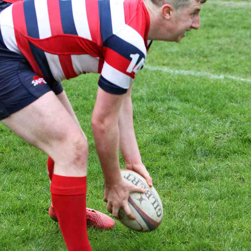 2017-04-01 BRUFC v Ripon Touchline Photographs