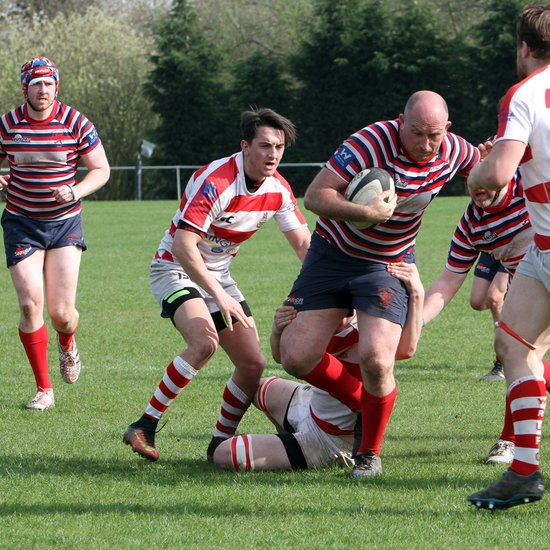 2018-04-21 BRUFC v Wetherby Touchline Photographs