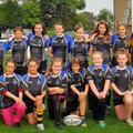 Girls U13 - The Harriers beat Pontefract