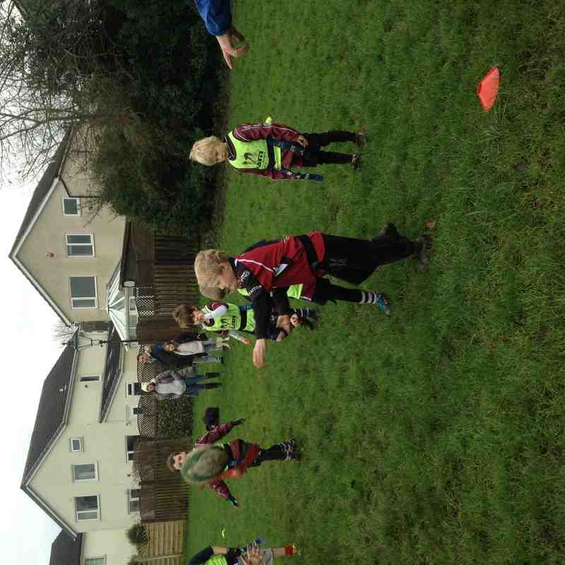 Aireborough/Wharfedale v Morley U7s